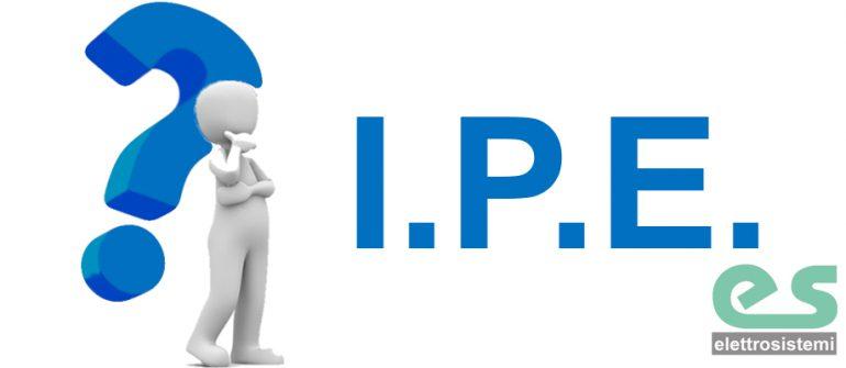 Installatore IPE