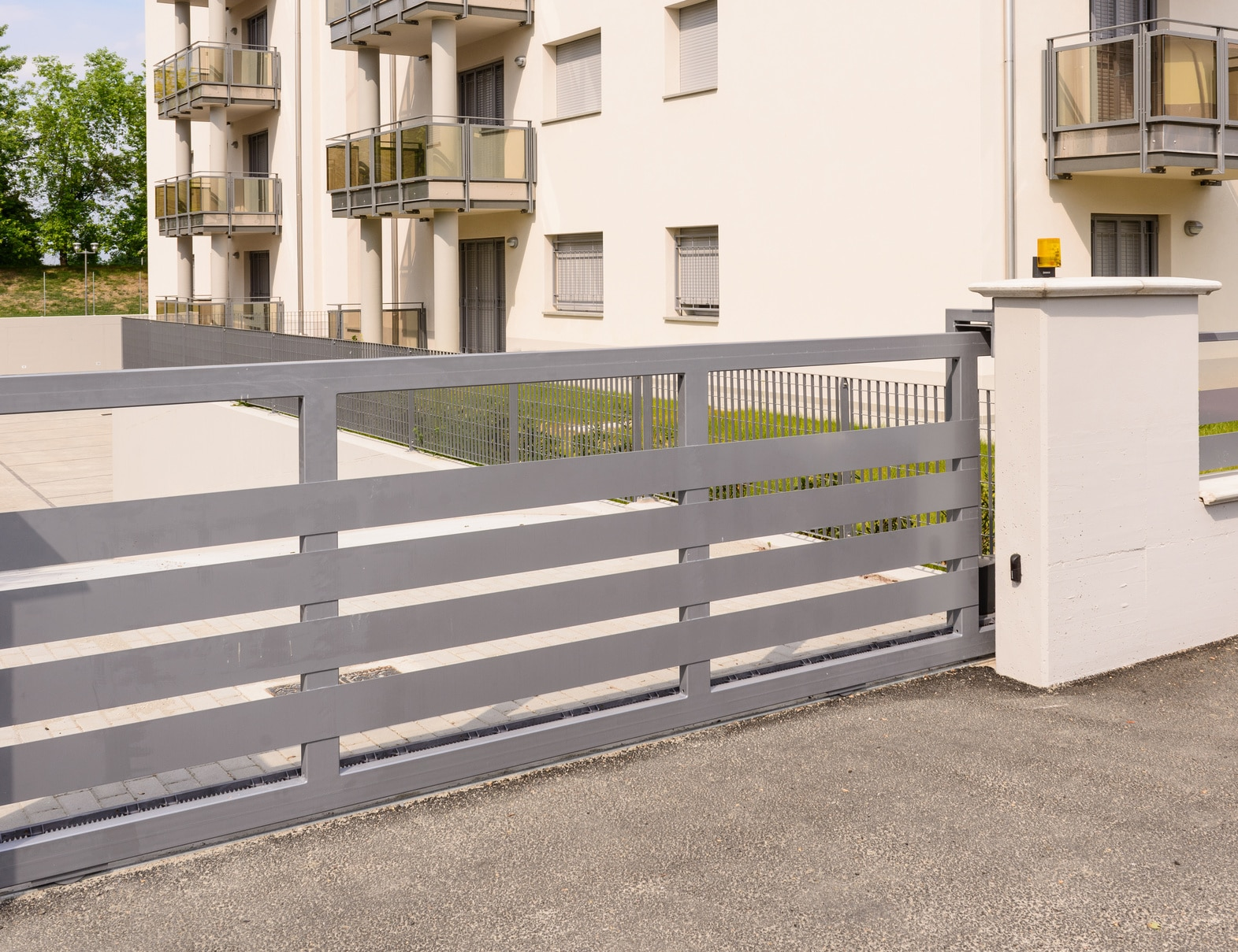 Come scegliere l automazione per il tuo cancello - Automazione casa ...