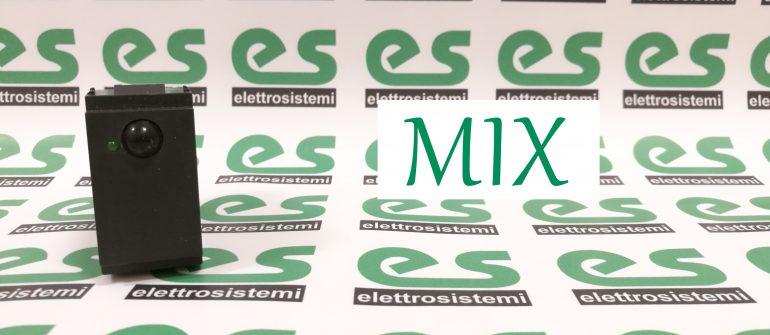 MIX: sensore di movimento da incasso mimetizzato anti-mascheramento