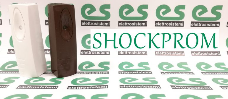 SHOCKPROM: Sensore a vibrazione elettronico con contatto