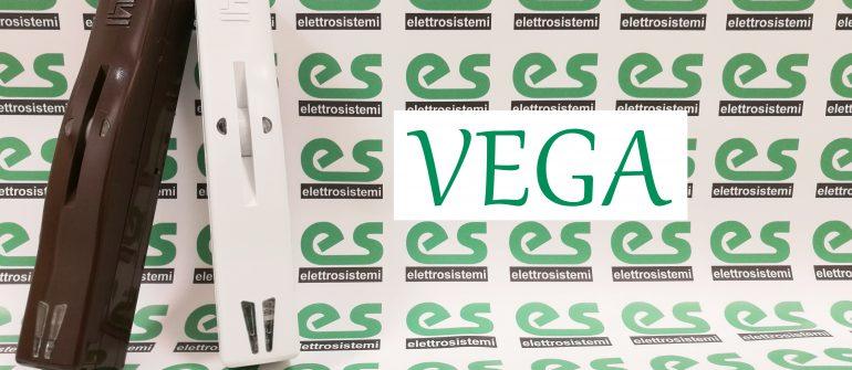 VEGA: sensore a tenda universale, radio o seriale da esterno con antimask, antispray, accelerometro e tanto altro