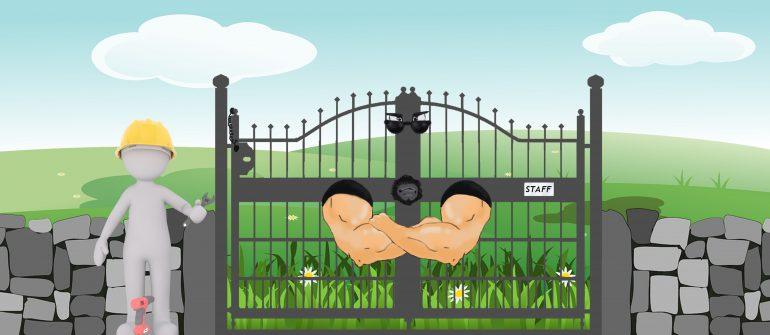 Assistenza automazione cancelli – serrande – porte – barriere