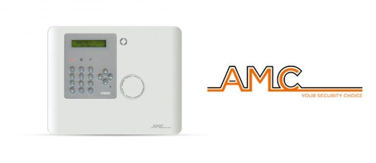 AMC presenta: XR800 – centrale allarme