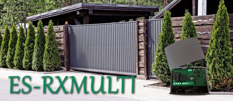 ES-RXMULTI: ricevente radio multifrequenza universale 2 canali